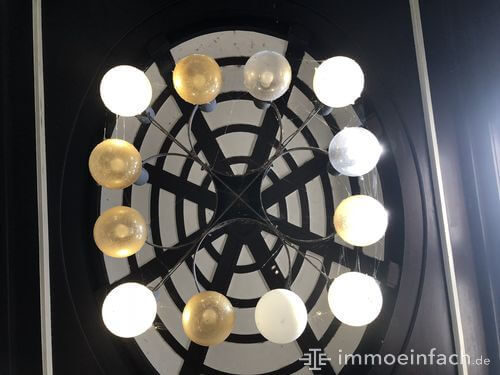 lampe bahnhof karow