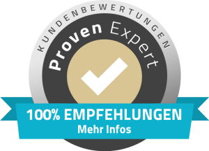 provenexpert badge