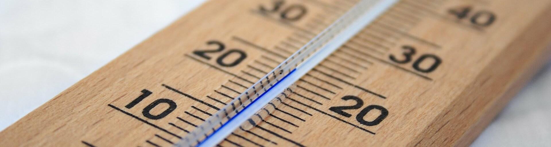 Thermometer Verbrauch kosten sparen